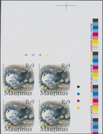 Thematik: Tiere-Vögel / Animals-birds: 2005, MAURITIUS: Nature Reserve 'Round Island' 9r. Round Isla - Vögel