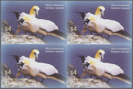 Thematik: Tiere-Vögel / Animals-birds: 2005, Dominica. Imperforate Block Of 4 For The $4 Value Of Th - Vögel