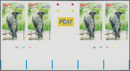 Thematik: Tiere-Vögel / Animals-birds: 2013, MAURITIUS: Natural Reserve 18r. Mascarene Swallow (Phed - Vögel