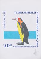 Thematik: Tiere-Vögel / Animals-birds: 2015, French Southern And Antarctic Territories. Original Art - Vögel