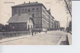 Ak Aschaffenburg, Kaserne, 1910 - Aschaffenburg