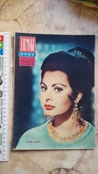VINTAGE 1963 YUGOSLAVIA FILM MOVIE MAGAZINE NEWSPAPERS SOPHIA LOREN GINA LOLLOBRIGIDA Claudia Cardinale Kirk Douglas - Livres, BD, Revues
