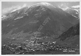 Cartolina Tirano Panorama 1943 - Sondrio