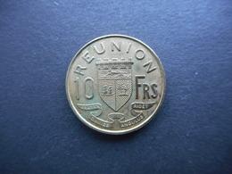 Reunion 10 Francs 1973 - Réunion
