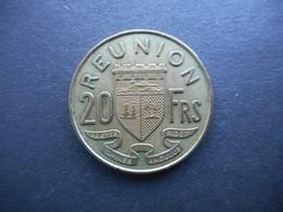 Reunion 20 Francs 1962 - Réunion