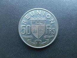 Reunion 50 Francs 1962 - Réunion