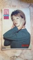 VINTAGE 1964 YUGOSLAVIA FILM MOVIE MAGAZINE NEWSPAPERS MILENA DRAVIC BURTON ELIZABETH TAYLOR Monica Vitti - Livres, BD, Revues