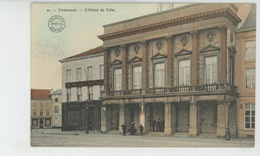 BELGIQUE - TIRLEMONT - L'Hôtel De Ville - Belgium