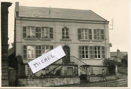 Ardennas.FLIZE. 1970. Le Bureau Des Postes Près De L'église - Foto