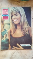 VINTAGE 1964 YUGOSLAVIA FILM MOVIE MAGAZINE NEWSPAPERS Catherine Spaak Ann-Margret Audie Murphy - Livres, BD, Revues