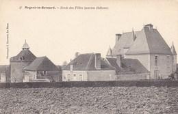Sarthe - Nogent-le-Bernard - Ecole Des Filles (ancien Château) - Autres Communes
