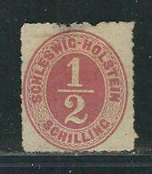 ALLEMAGNE Schleswig- Holstein N° 3 (*) Défaut - Schleswig-Holstein