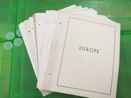 Lot N° TH.91 PAYS DIVERS Sur Page D'albums - Stamps