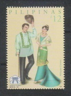 Filippine Philippines Philippinen Pilipinas 2019 National Costume Featured In PHLPost 2019 ASEAN Stamps MNH** - Filippine