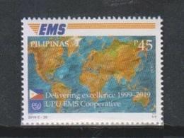 Filippine Philippines Philippinen Pilipinas 2019 UPU-EMS Cooperative - 20th Anniversary - MNH** (see Photo) - Filippine
