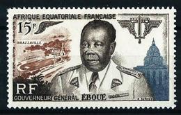 África Ecuatorial Francesa Nº A-61 Nuevo - Unused Stamps
