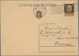 Kroatien - Besonderheiten: 1935/1939, Dr.Ante Pavelić, Two Entires: 1 Sep 1935 Letter Of Solicitor G - Kroatien