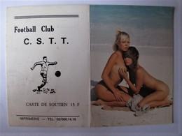 CALENDRIER PETIT FORMAT - Pin-ups - 1982 - Calendarios