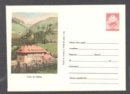 Rumänien Romania Stationery Cover 1955 Unused Very Rare- 216     Casa De Odinha -1 - Ganzsachen