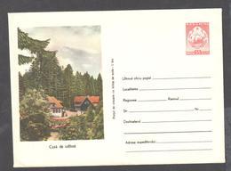 Rumänien Romania Stationery Cover 1955 Unused Very Rare- 217     Casa De Odinha -2 - Ganzsachen