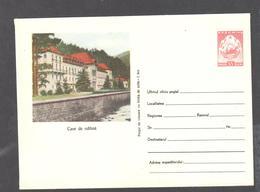 Rumänien Romania Stationery Cover 1955 Unused Very Rare- 219     Casa De Odinha -4 - Ganzsachen