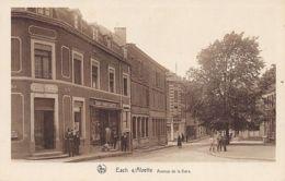 ESCH Sur ALZETTE - Avenue De La Gare, Café Tabac - Ed. Schaack Série 3 No. 25. - Esch-Alzette