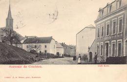 CRUCHTEN - Café Kohl - Ed. Weber. - Postcards