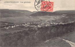 LORENTZWEILER - Vue Générale - Ed. Houstraas. - Postcards