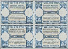 Österreich: 1949, September. Internationaler Antwortschein 150 Groschen (Typ London) In Einem Ungebr - 1850-1918 Imperium