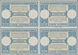 Österreich: 1952, April. Internationaler Antwortschein 3 Schilling (Typ London) In Einem Ungebraucht - 1850-1918 Imperium