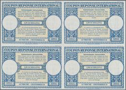 Österreich: 1958, November. Internationaler Antwortschein 3,50 Schilling (Typ London) In Einem Ungeb - 1850-1918 Imperium