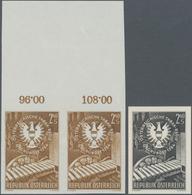 Österreich: 1959, 175 Jahre Österreichische Tabakregie 2,40 S. 'Zigarettenpackmaschine' Im Waagrecht - 1850-1918 Imperium