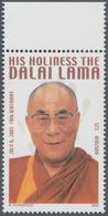 Österreich: 2005, Nicht Verausgabte Marke 125 C. 70. Geburtstag Dalai Lama, Postfrisches Oberrandstü - 1850-1918 Imperium