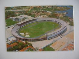 BRAZIL BRASIL - POSTCARD ESTADIO STADIUM STADE LOURIVAL BATISTA IN ARACAJU / SE 196? IN THE STATE - Soccer