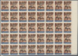 Spanien - Zwangszuschlagsmarken Für Barcelona: TELEGRAPH STAMPS: 1936, Town Hall Of Barcelona 5c. Br - Impuestos De Guerra