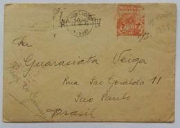 LETTERA URUGUAY 1935 MONTEVIDEO (AX213 - Uruguay