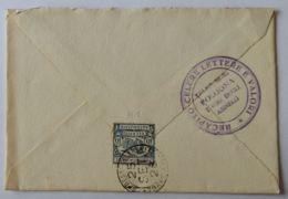 LETTERA 1928 RECAPITO AUTORIZZATO C.10  -BOLOGNA TORRE ASINELLI (AX310 - Poststempel