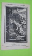 CP Carte Postale - Rare CONTE DE LA FONTAINE - Le Cocu Battu Et Content / 204 - Cuentos, Fabulas Y Leyendas