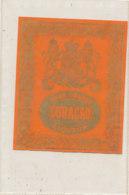 AN 878 / ETIQUETTE  -   CURACAO  DUBB. ORANGE   N°13 - Unclassified