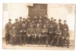 LOT DE 2 CARTES - MILITARIA - FONTAINEBLEAU - 46 Régiment D'Infanterie - Fontainebleau