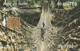 PHONE CARD- GUINEA (E56.7.4 - Guinea