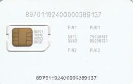 GSM WITH CHIP ITALIA (E56.13.5 - [2] Handy-, Prepaid- Und Aufladkarten