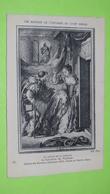 CP Carte Postale - Rare CONTE DE LA FONTAINE - Le Calendrier Des Vieillards / 208 - Cuentos, Fabulas Y Leyendas