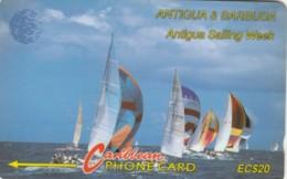 PHONE CARD- ANTIGUA BARBUDA (E56.32.4 - Antigua And Barbuda