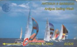 PHONE CARD- ANTIGUA BARBUDA (E56.32.5 - Antigua And Barbuda