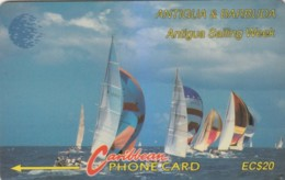 PHONE CARD- ANTIGUA BARBUDA (E56.32.6 - Antigua And Barbuda