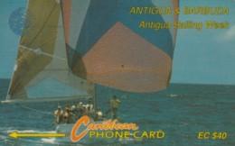 PHONE CARD- ANTIGUA BARBUDA (E56.32.7 - Antigua And Barbuda