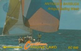 PHONE CARD- ANTIGUA BARBUDA (E56.32.8 - Antigua And Barbuda