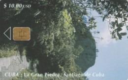 PHONE CARD- CUBA (E56.34.4 - Cuba