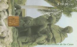 PHONE CARD- CUBA (E56.34.8 - Cuba